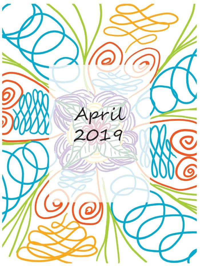 April Planner